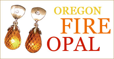 Oregon Fire Opal